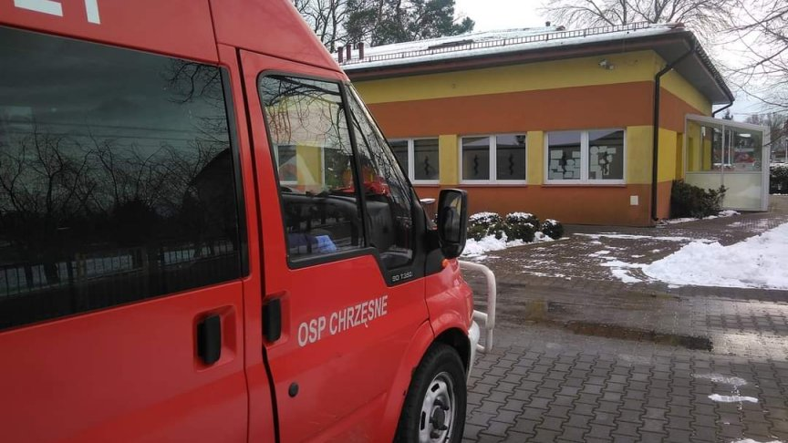 Transport na szczepienia
