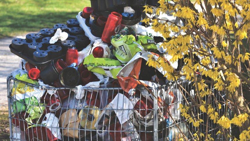 Kontrola segregacji odpadów w zabudowie wielolokalowej