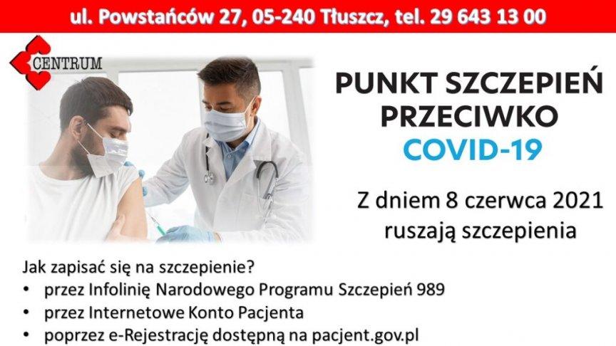 Chciałbyś zaszczepić się w przyszłym tygodniu szczepionką Pfizer