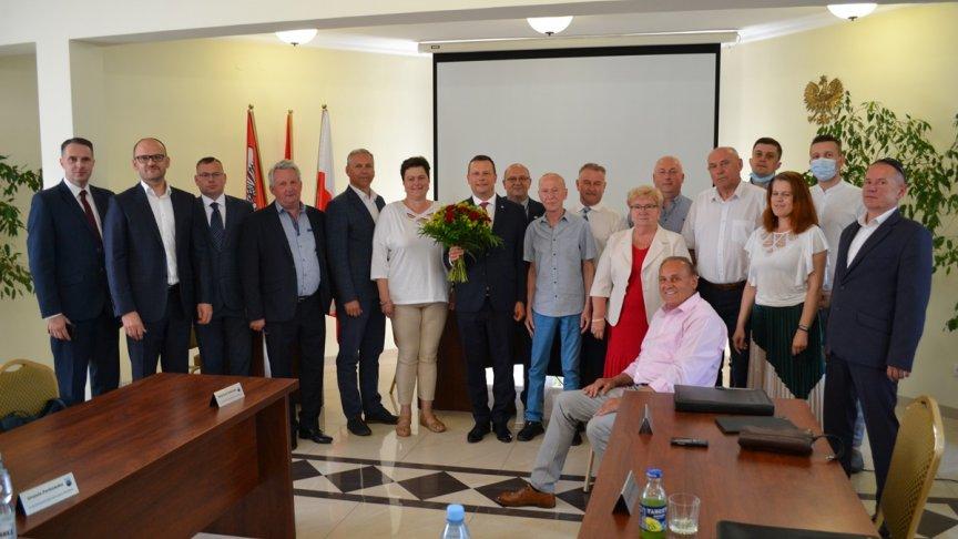Jednogłośne absolutorium i wotum zaufania dla Burmistrza Pawła Bednarczyka!