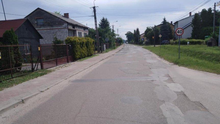 Ulica Centralna w Jasienicy zostanie zmodernizowana