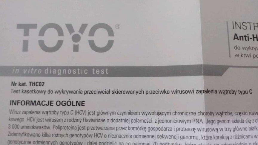 """""""Daj się zarazić wiedzą, nie daj się zarazić HCV"""""""
