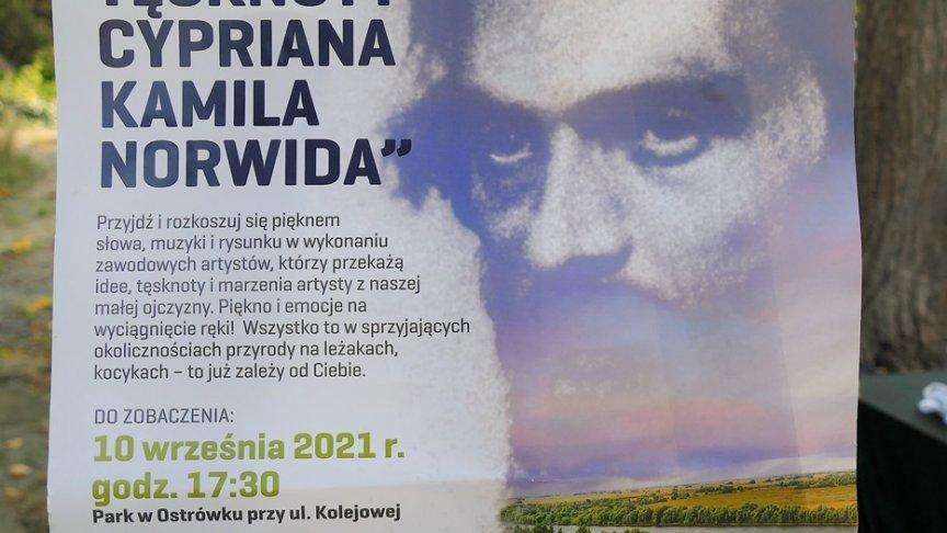 Mazowieckie tęsknoty Cypriana Kamila Norwida