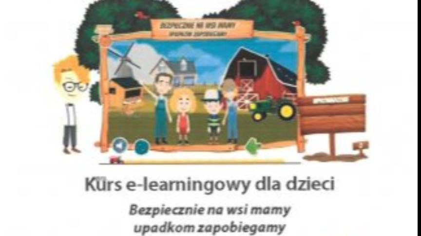 """""""Bezpiecznie na wsi mamy – upadkom zapobiegamy"""""""