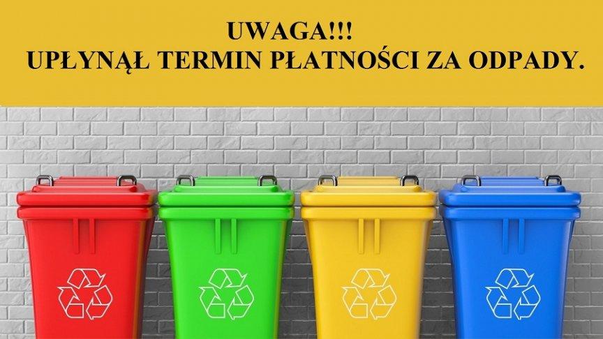 Termin Płatności za odpady